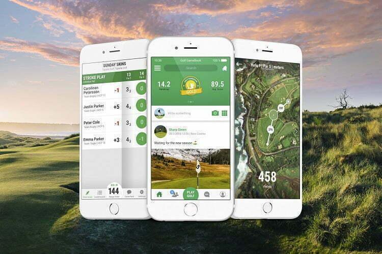 Golf Scoring Apps