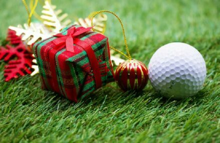 Celebrate Christmas with Golf